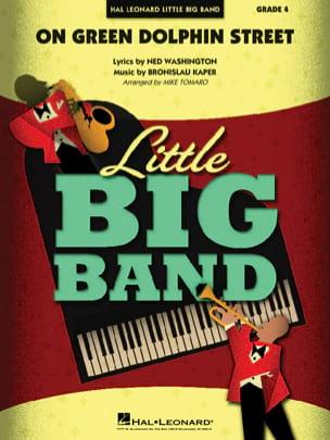 On Green Dolphin Street - Little big band series - laflutedepan.com