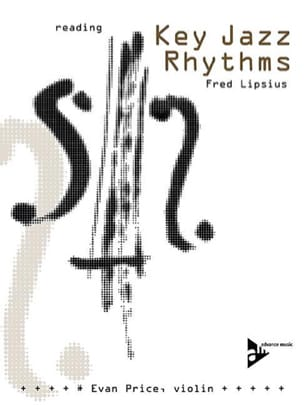 Reading Key Jazz Rhythms Fred Lipsius Partition Violon - laflutedepan