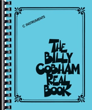 The Billy Cobham Real Book Billy Cobham Partition Jazz - laflutedepan