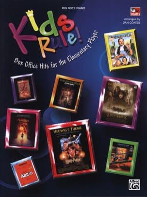 Kids Rule! Partition Musique de film - laflutedepan