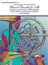Classical Quartets for All Partition Trompette - laflutedepan
