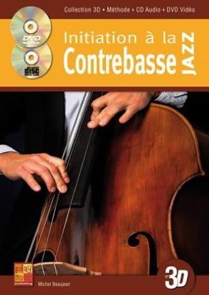 Initiation à la contrebasse jazz en 3 D & DVD laflutedepan