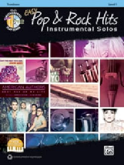 Easy Pop - Instrumental Rock Hits Solos - Partition - di-arezzo.com