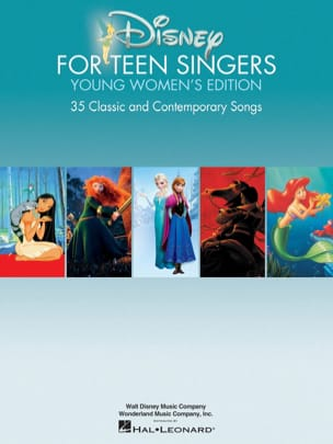 Disney For Teen Singers - Young Women's Edition DISNEY laflutedepan