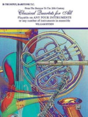 Classical Quartets for All - Partition - laflutedepan.com