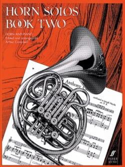 Horn Solos Book Two Partition Cor - laflutedepan