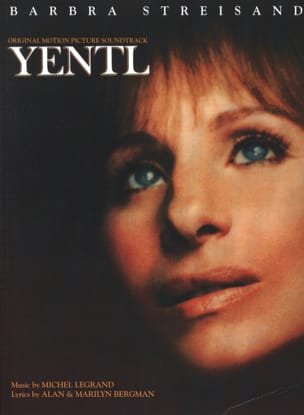 Yentl Barbra Streisand Partition Musique de film - laflutedepan