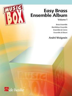 Easy brass ensemble album volume 1 - Music box laflutedepan
