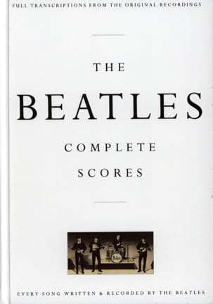The Beatles Complete Score - Box Edition BEATLES laflutedepan