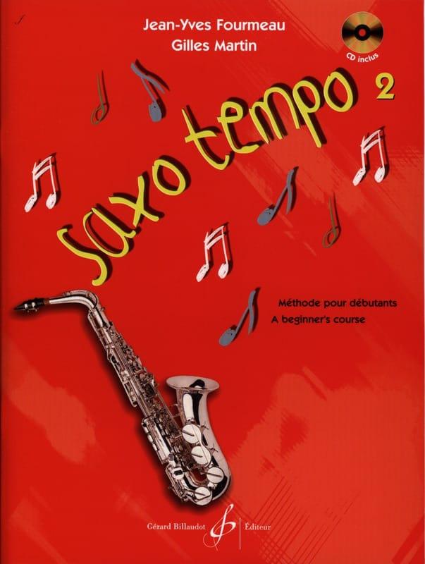 Saxo Tempo Volume 2 - laflutedepan.com