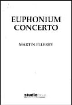 Euphonium Concerto Martin Ellerby Partition Tuba - laflutedepan