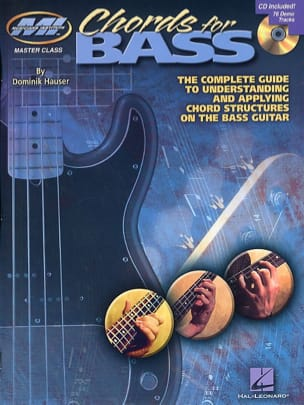Chords For Bass Dominik Hauser Partition Guitare - laflutedepan