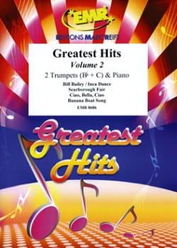 Greatest hits volume 2 - Partition - Trompette - laflutedepan.com