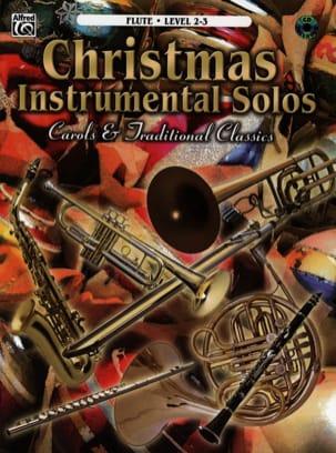 Christmas instrumental solos - Carols & traditional classics laflutedepan