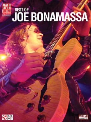 Best Of Joe Bonamassa Joe Bonamassa Partition laflutedepan