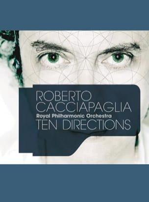 Ten Direction Roberto Cacciapaglia Partition Pop / Rock - laflutedepan