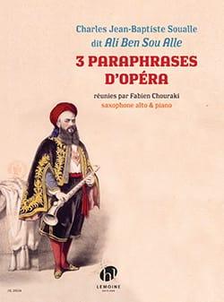 3 Paraphrases d'opéra laflutedepan