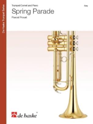 Spring Parade - Pascal Proust - Partition - laflutedepan.com