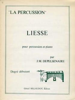 Liesse Jean-Marie Depelsenaire Partition laflutedepan