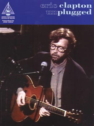 Unplugged Eric Clapton Partition Pop / Rock - laflutedepan
