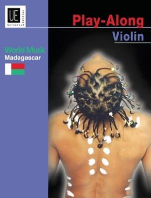 World Music Madagascar Play-Along Violin Partition laflutedepan