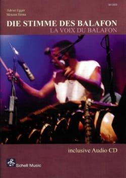Die Stimme Des Balafon Egger Adrian / Héma Moussa laflutedepan