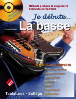 Je débute la basse Pascal Sarfati Partition Guitare - laflutedepan