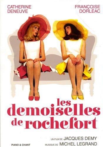 Les Demoiselles de Rochefort - Michel Legrand - laflutedepan.com