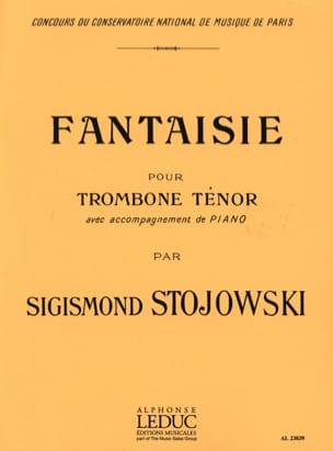 Fantaisie Sigismond Stojowski Partition Trombone - laflutedepan