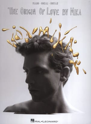 The origin of love by Mika Mika Partition Pop / Rock - laflutedepan
