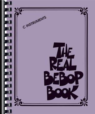 The Real Bebop Book - C edition Partition Jazz - laflutedepan
