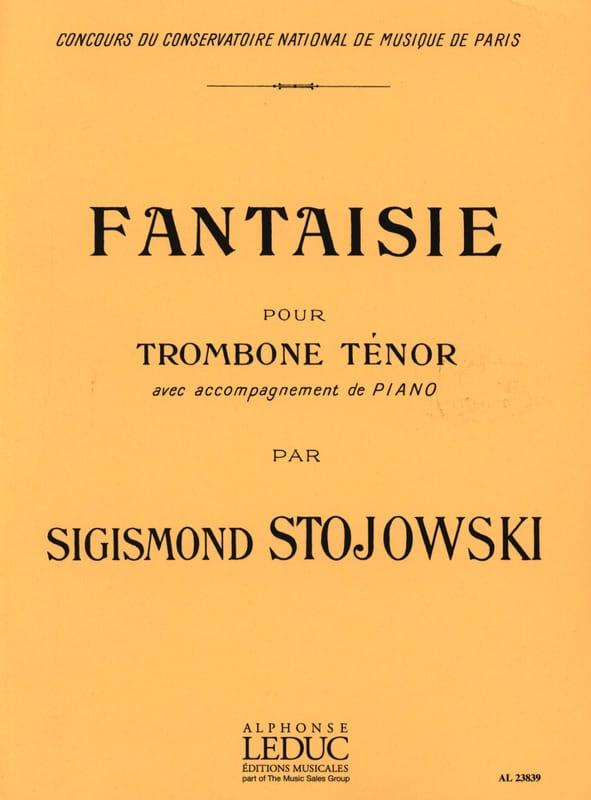 Fantaisie - Sigismond Stojowski - Partition - laflutedepan.com
