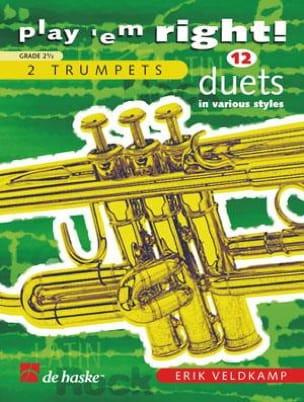 Play' Em Right ! - 12 Duets In Various Styles laflutedepan