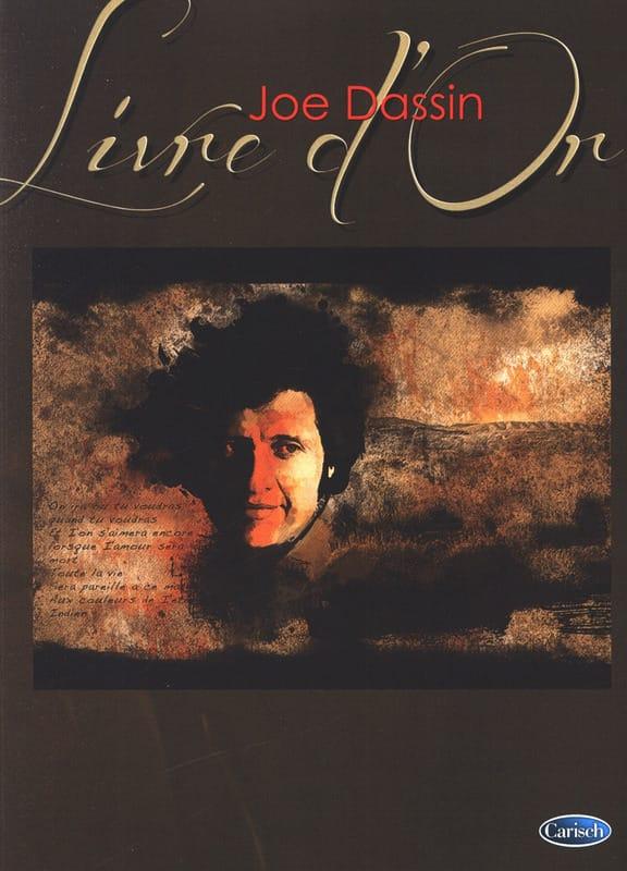 Livre D' Or - 20 Succès - Joe Dassin - Partition - laflutedepan.com