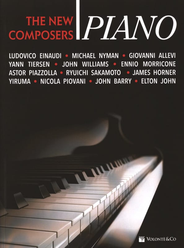 Piano - The New Composers - Partition - laflutedepan.be