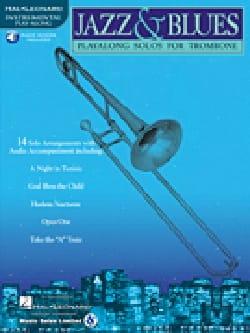 Jazz & Blues Partition Trombone - laflutedepan