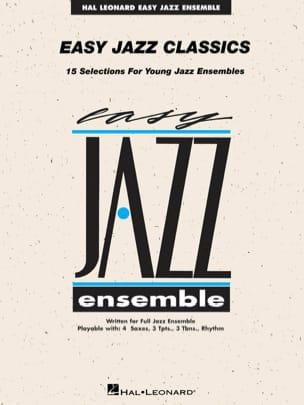 Easy Jazz Classics - Conducteur Partition ENSEMBLES - laflutedepan