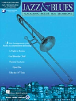 Jazz & Blues - Partition - Trombone - laflutedepan.com