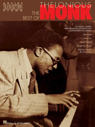 The Best Of Thelonious Monk Thelonious Monk Partition laflutedepan