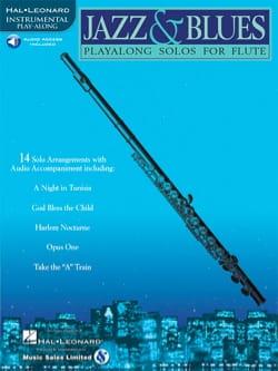 Jazz & Blues Partition Flûte traversière - laflutedepan