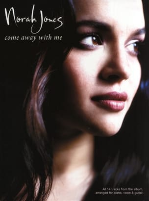 Come Away With Me Norah Jones Partition Jazz - laflutedepan