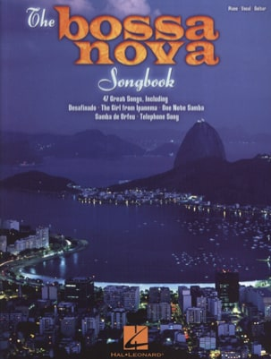 The Bossa Nova Songbook Partition Musique du monde - laflutedepan