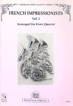 French Impressionists Volume 2 - Partition - laflutedepan.com