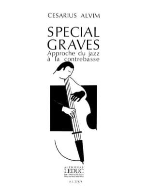 Special Graves Cesarius Alvim Partition Contrebasse - laflutedepan