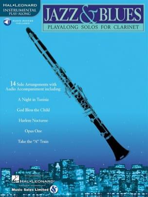 Jazz & Blues Partition Clarinette - laflutedepan