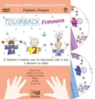 Toumback Frimousse Stéphane Grosjean Partition laflutedepan