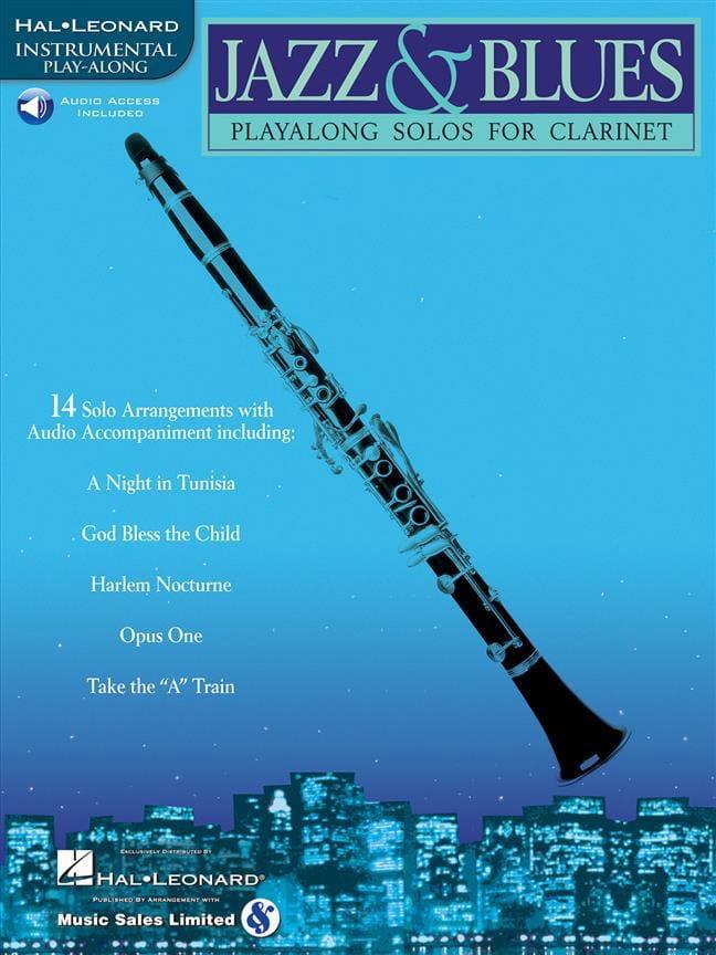 Jazz & Blues - Partition - Clarinette - laflutedepan.com