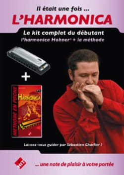 Il était une fois ... l'harmonica - Méthode + harmonica laflutedepan