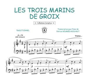 Les Trois Marins de Groix - Traditionnel - laflutedepan.com