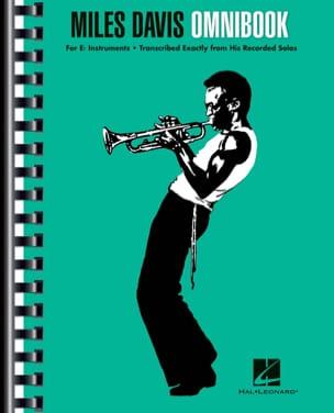 Miles Davis Omnibook - Eb Miles Davis Partition laflutedepan